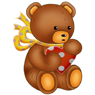 Baby_Brown_Bear_Yellow_Bow_Red_Heart