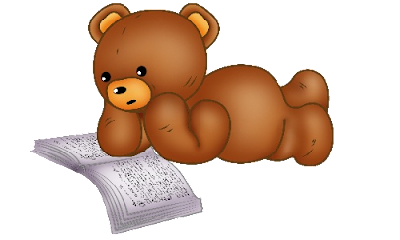 Baby_Brown_Bear_Lying_Down_Reading_Book 2