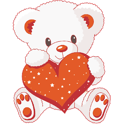 cute_white_baby_bear_with_red_love_heart