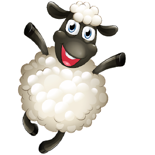 funny sheep funny cartoon sheep clip art images