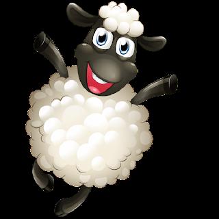 funny sheep funny cartoon sheep clip art images