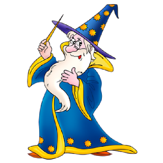 Image result for halloween wizard clipart