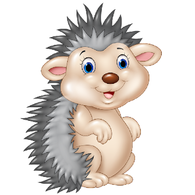 Hedgehog Clipart Free | Clipart Panda - Free Clipart Images