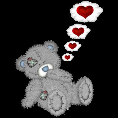 Tatty Teddy Bear Embroidery Designs