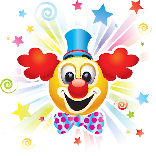 Party Clowns And Party Balloons PNG Images On A Transparent Background ...