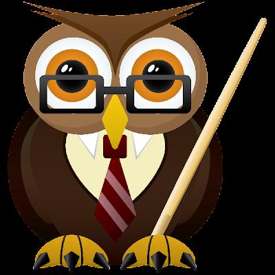 Owl School Teacher - School Funny Images