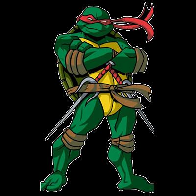 Raphael Ninja Turtle - Teenage - 131.7KB