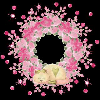 Heart Shape Flowers - Valentine Images