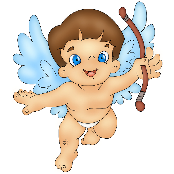 Baby Cupid - Valentine Images