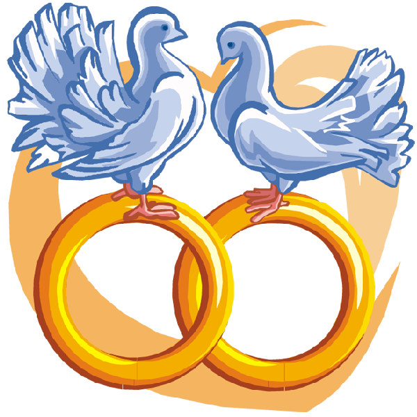 Wedding Ring Clipart
