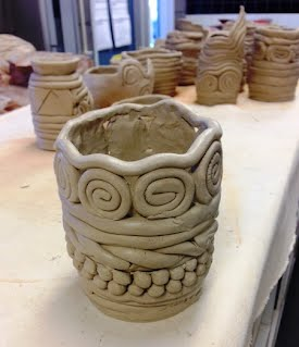 Project 10 Coil Pots Role Your Own Coils Rec Ceramics