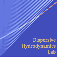 Dispersive Hydrodynamics Lab