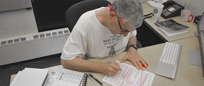 Paul Editing