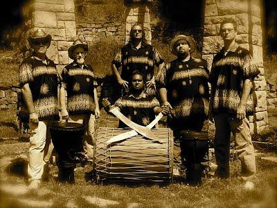 Dragon Ritual Drummers