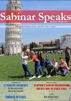 Sabinar Speaks #6