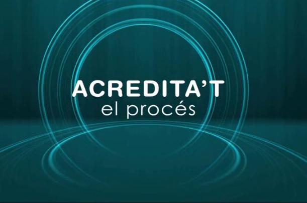 Vídeo explicatiu Procediment d'Acreditació i Avaluació