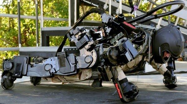 Wow! Ironman Akan Hadir di Dunia Nyata, Seperti Apa Bentuknya?
