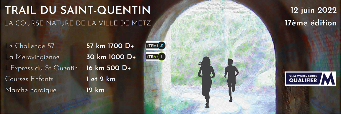Trail du Saint Quentin 12ème édition