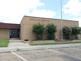 Cross Plains High School Building