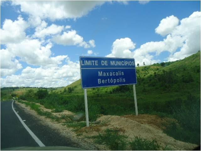 Bertópolis Minas Gerais fonte: sites.google.com