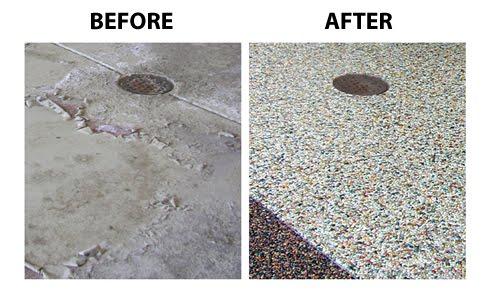 Nature Stone Garage Floor Cost