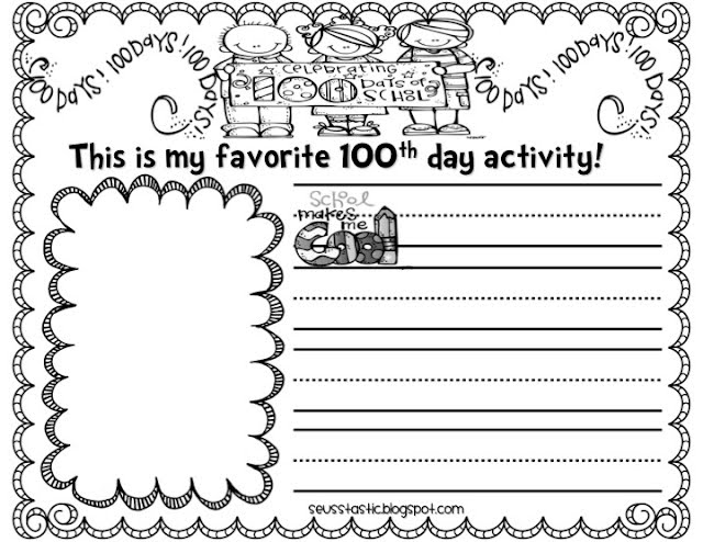math worksheet : 100 day printable book kindergarten  k5 worksheets : 100 Days Of School Worksheets For Kindergarten