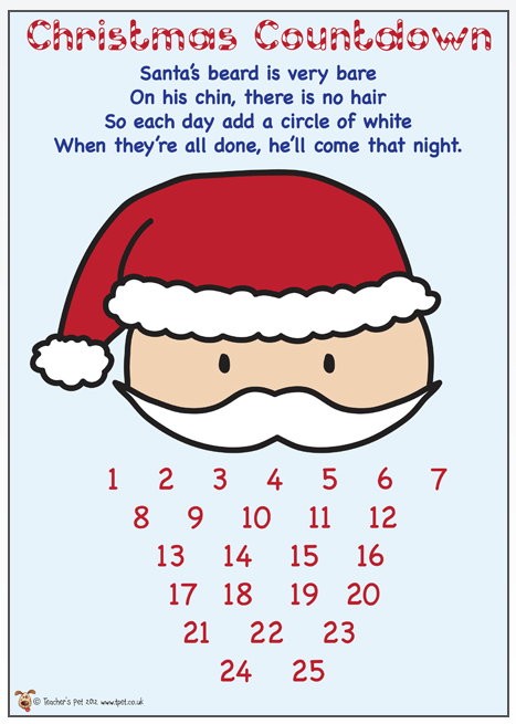Christmas Calendar Ideas Ks : Technology rocks seriously a boatload of christmas