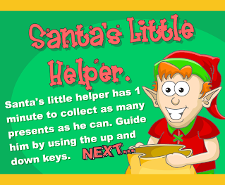 http://www.bbc.co.uk/cbeebies/misc/swf/santaslittlehelper.swf