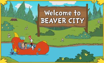http://pbskids.org/catinthehat/games/beaver-city.html