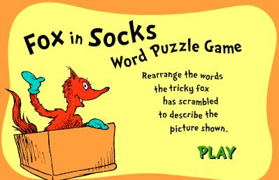 http://www.seussville.com/games/lb_fox_in_socks_matching.html