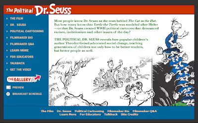 http://www.pbs.org/independentlens/politicaldrseuss/