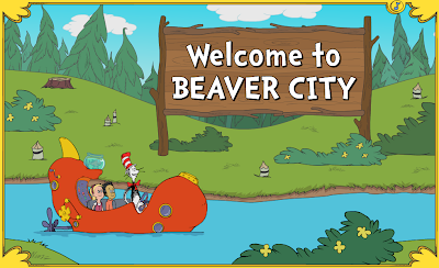 http://pbskids.org/catinthehat/games/beaver-city.html