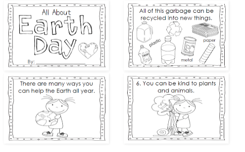 Earth Day Printables  Earth Day Fun