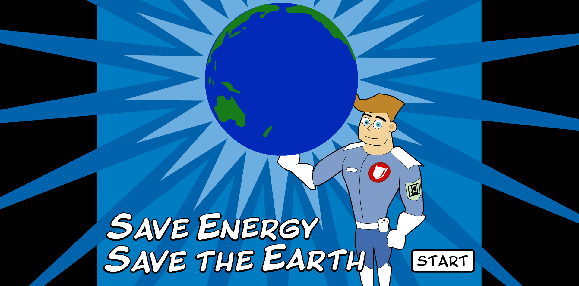 Energy Hog Game : Technology rocks seriously earth day fun