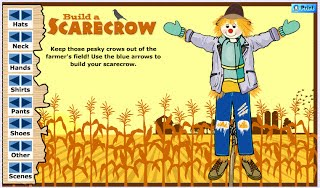 http://www.highlightskids.com/flash/build-scarecrow