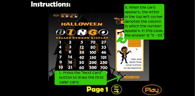 http://teachersclassmate.com/Halloween%20Bingo/HalloweenBingo8.swf