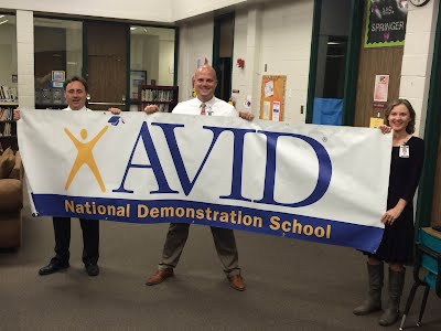 Oakwood is an AVID National Demonstration School