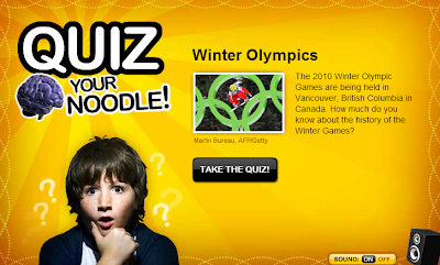 http://kids.nationalgeographic.com/kids/games/puzzlesquizzes/quizyournoodle-winter-olympics/