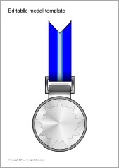 http://www.sparklebox.co.uk/previews/7701-7725/sb7702-editable-medal-templates.html#.UtljAPTnbJE