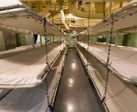Sleep on the U.S.S Hornet