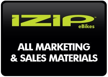 IZIP Marketing and Sales Materials