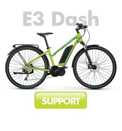 IZIP E3 Dash