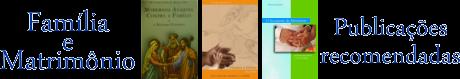 livros sobre Família e Matrimônio