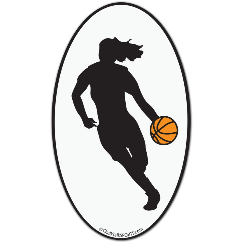 girls basketball lawrenceville high school rh sites google com girl dribbling basketball clipart girls basketball clipart free