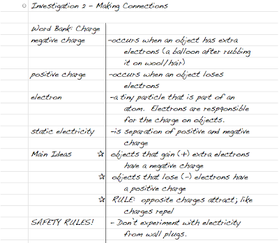 Two column notes across the curriculum mrs lowe room 11