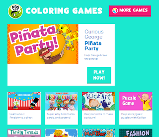 http://pbskids.org/games/coloring/