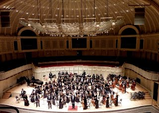 Vernon Hills High School Symphony Orchestra at Symphony Center 2011