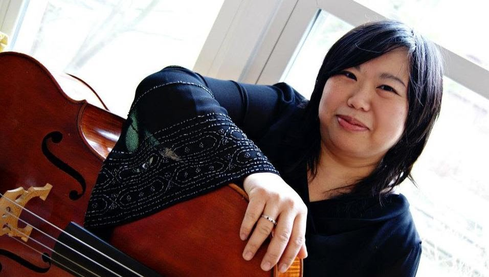 Ms. Pham, Palatine HS Orchestra Director