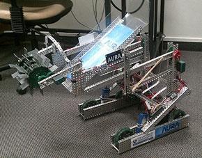 VEX EDR - DISD Robotics Clubs