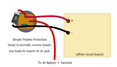 Power Jack Protection Schemes for Effects Pedals - www ... on